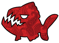 Paisley Piranha Author Blog Badge. Provided by the Paisley Piranha's and used with permission.