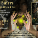 Author Interview | #WriterlyYours PR presents it's 1st #blogtour: #ShadowShifts! Here's a lovely convo I had with the author behind the MG Lit series, J.M. Bogart!