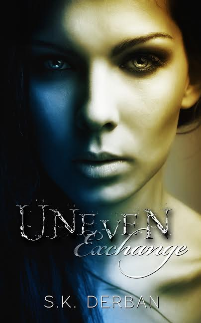 "Blog Book Tour | ""Uneven Exchange"" by S.K. Derban with a Guest Post by the author about her approach to writing Romantic Suspense!"