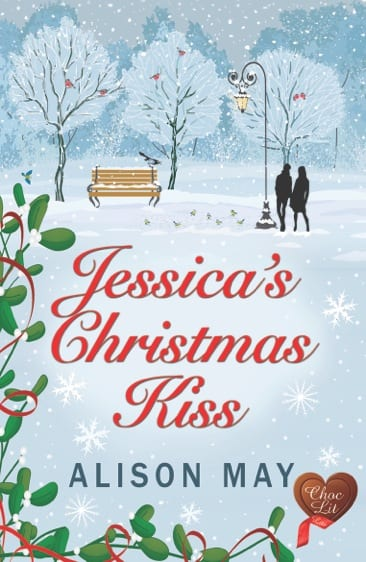 Jessica's Christmas Kiss by Alison May