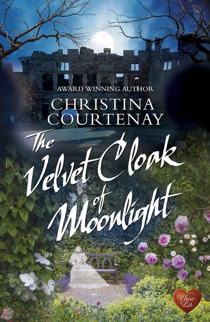 The Velvet Cloak of Moonlight Cover Reveal by Christina Courtenay