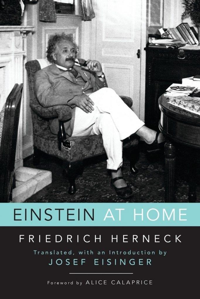 Einstein at Home by (Translator) Josef Eisinger, Friedrich Herneck