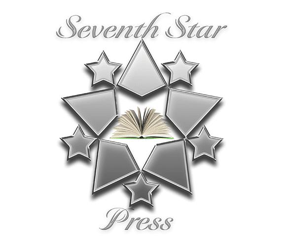 Seventh Star Press Logo badge provided by Seventh Star Press.