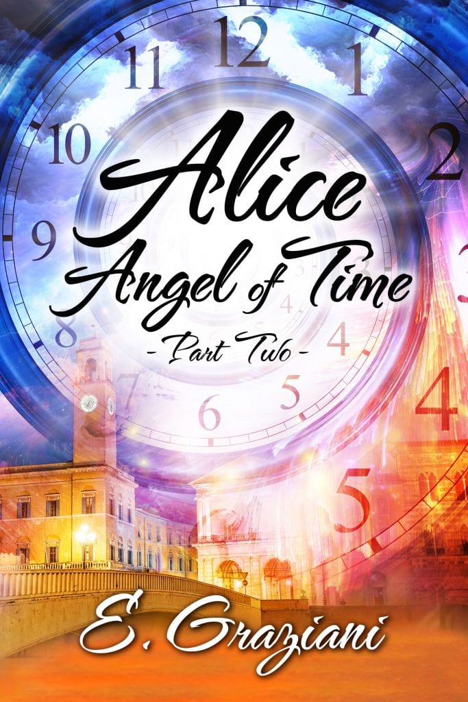 Alice Angel of Time by E.Graziani