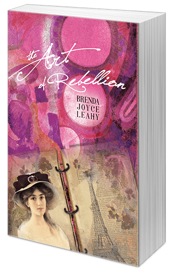 The Art of Rebellion by Brenda Joyce Leahy